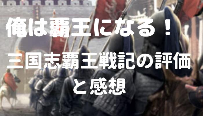 三国志覇王戦記の評価